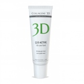 Флюид Q10-active Silk Care Medical Collagene 3D 30 мл