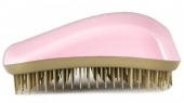 Dessata Hair Brush Original Pink-Old Gold - Розовый-Старое Золото