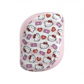 Расческа Compact Styler Hello Kitty Candy Stripes Tangle Teezer