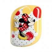 Расческа Compact Styler Minnie Mouse Sunshine Yellow Tangle Teezer
